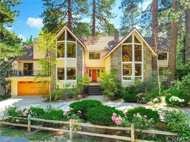 27741 High Knoll Road, Lake Arrowhead, CA 92352
