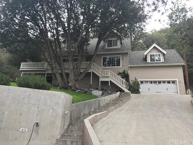Single Family Home for Sale at 1764 Ash Road 1764 Ash Road Wrightwood, California 92397 United States