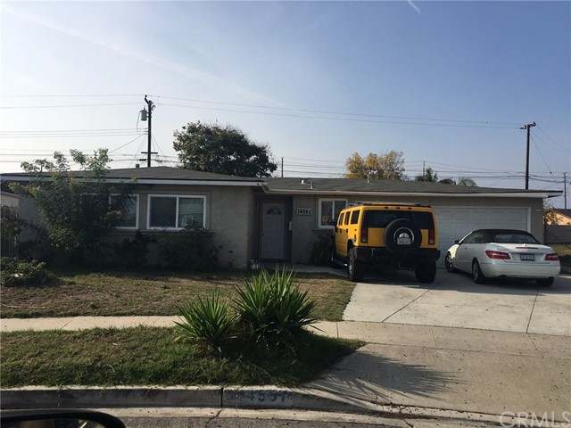 Single Family Home for Sale at 14551 Hunter Lane A Midway City, California 92844 United States