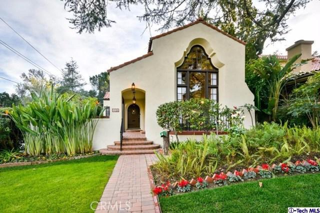 1520 Opechee Way, Glendale, CA 91208