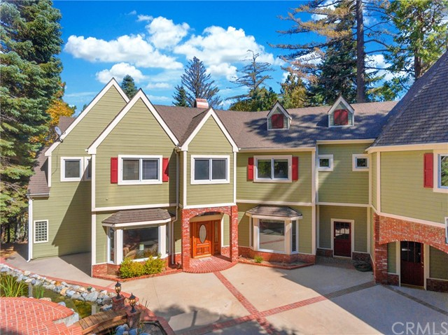 112 Cedar Ridge Drive, Lake Arrowhead, CA 92352