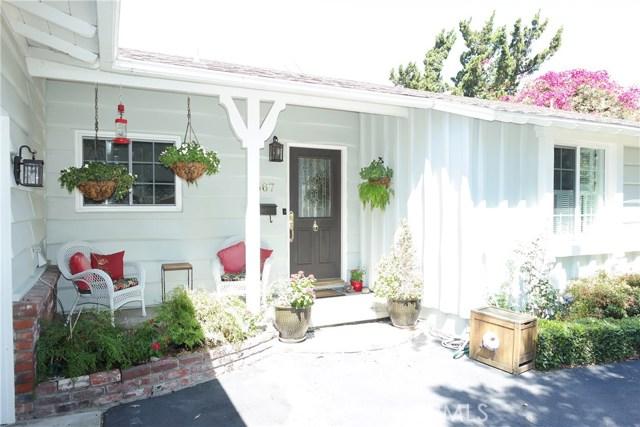 1567 Finecroft Drive, Claremont, CA 91711