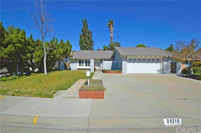 20215 Burnt Tree Lane, WALNUT, 91789, CA