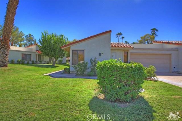 26 Tennis Club Drive Rancho Mirage, CA 92270 - MLS #: 217021450DA
