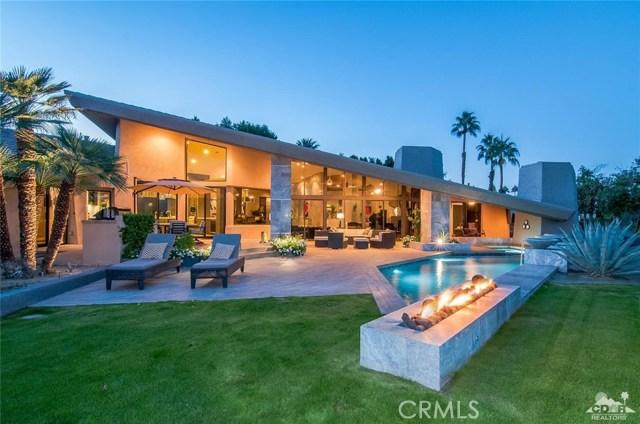 Single Family Home for Sale at 49220 Sunrose Lane 49220 Sunrose Lane Palm Desert, California 92260 United States