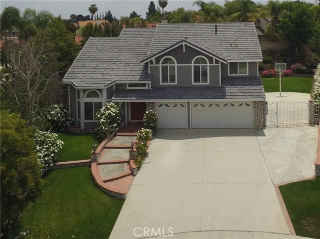 6742 Berylwood Court Riverside, CA 92506 - MLS #: IV18128796