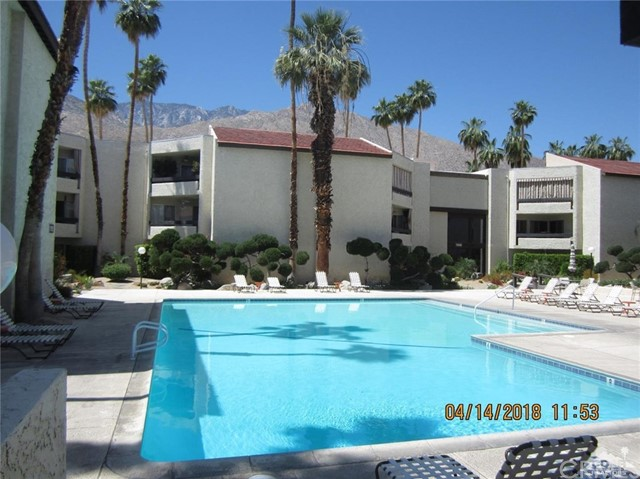 1550 Camino Real Unit 124 Palm Springs, CA 92264 - MLS #: 218011716DA