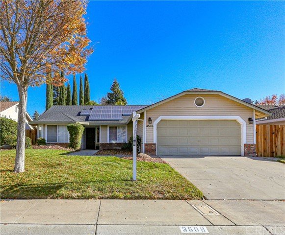 Detail Gallery Image 1 of 1 For 3506 Vernal Ct, Merced,  CA 95340 - 3 Beds | 2 Baths