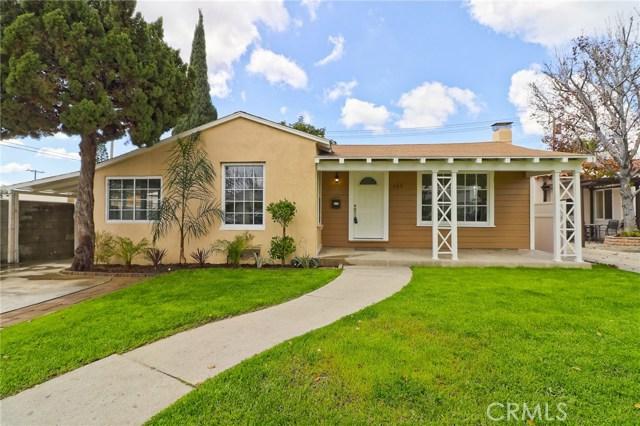 505 Bush Street, Anaheim, CA, 92805