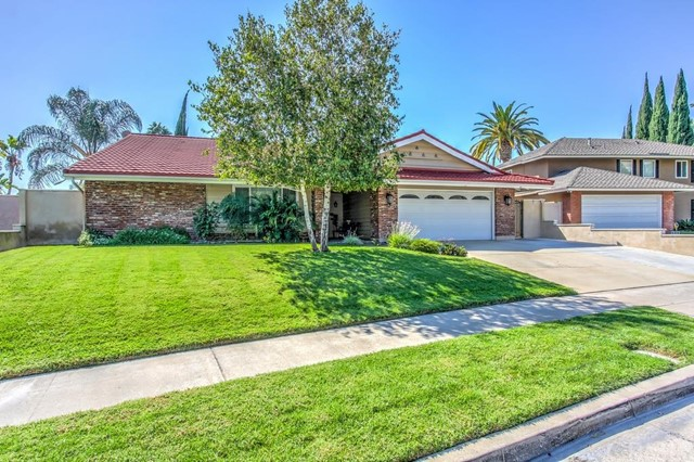 Single Family Home for Sale at 685 Driftwood St Brea, California 92821 United States