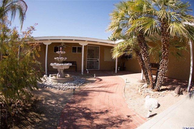263 E Morongo Road Palm Springs, CA 92264 - MLS #: 317007129