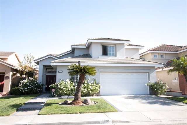 Single Family Home for Sale at 9890 Trevi Street Cypress, California 90630 United States