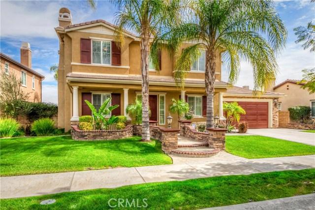 22442 Amber Eve Drive Corona, CA 92883 - MLS #: IG18049504