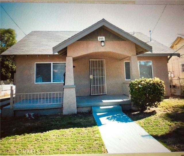 345 W Wabash Street San Bernardino, CA 92405 - MLS #: IV18183292