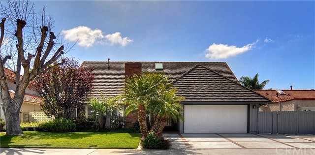 Single Family Home for Sale at 18230 Santa Lauretta Street Fountain Valley, California 92708 United States