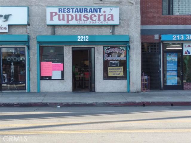 2200 Pico Bl 12, Los Angeles, California 90006