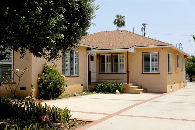 Single Family Home for Rent at 1230 Del Mar Avenue S San Gabriel, California 91776 United States