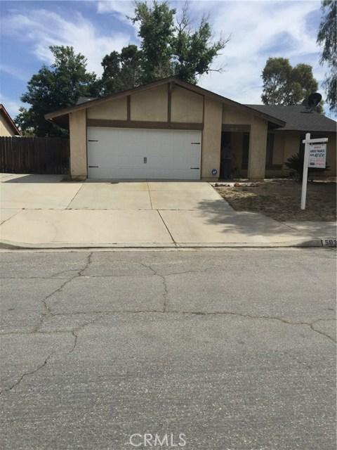 Single Family Home for Sale at 5037 AUBURN San Bernardino, California 92407 United States
