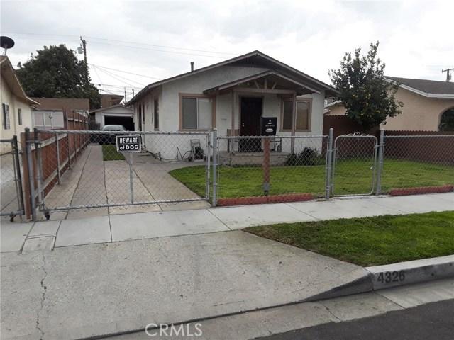 4326 E 54th St, Maywood, CA 90270 Photo