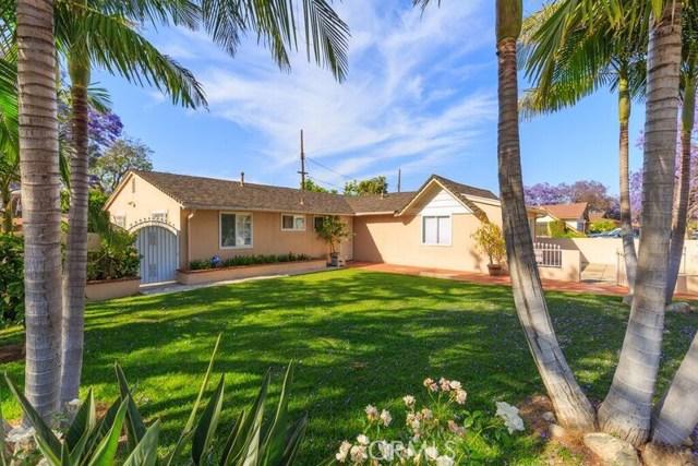 Single Family Home for Sale at 2401 Harvard Street W Santa Ana, California 92704 United States
