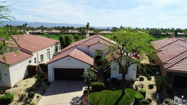 Photo of home for sale at 50540 Los Verdes Way Way, La Quinta CA
