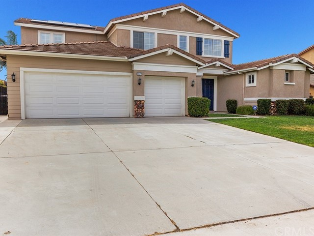 Single Family Home for Sale at 8177 Palm View Lane Riverside, California 92508 United States