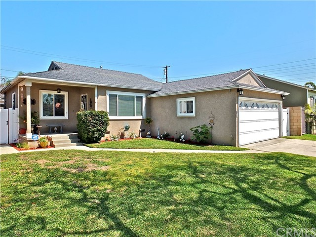 Single Family Home for Sale at 7165 Wardlow Road E Long Beach, California 90808 United States