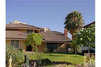 Single Family Home for Sale at 26800 Fairway Drive Desert Center, California 92239 United States
