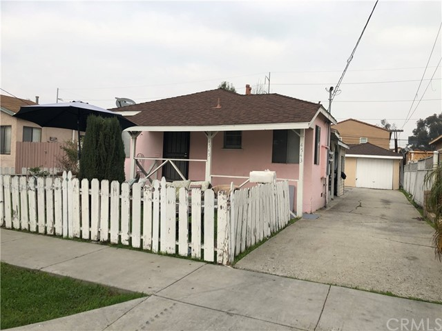 4543 160th, Lawndale, California 90260, ,Residential Income,For Sale,160th,SB20010878