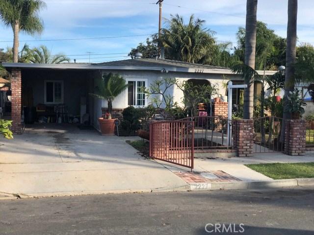 2227 Rousselle Street, Santa Ana, CA, 92707