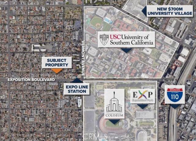 1200 W 37th Drive Los Angeles, CA 90007 - MLS #: PW18042010
