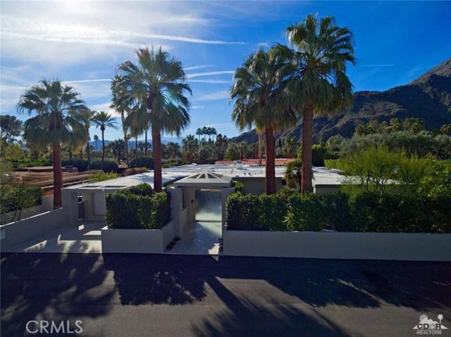 Single Family Home for Sale at 521 Via Lola 521 Via Lola Palm Springs, California 92262 United States