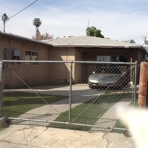 Single Family Home for Sale at 1188 Vine Street W San Bernardino, California 92411 United States