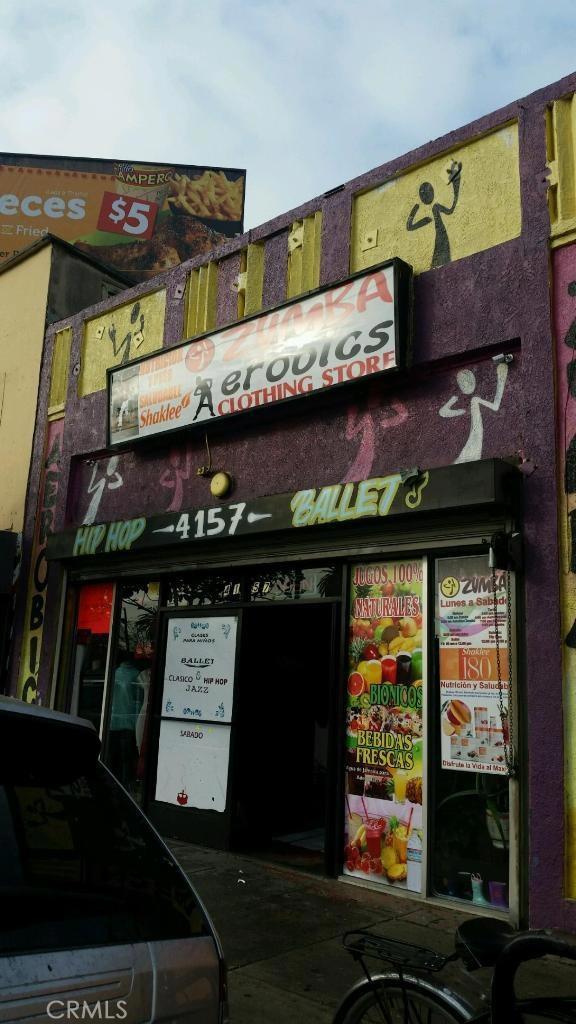 4157 Central Avenue, Los Angeles, California 90011