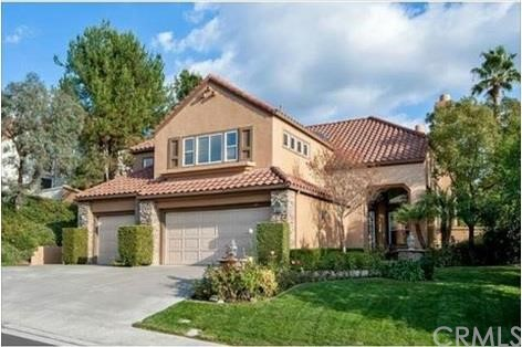 Single Family Home for Sale at 40 Hillrise St Rancho Santa Margarita, California 92679 United States