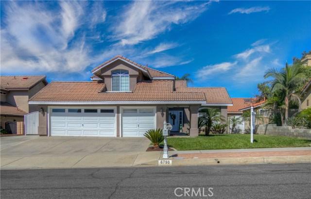 6790 Trinity Place, Rancho Cucamonga, California