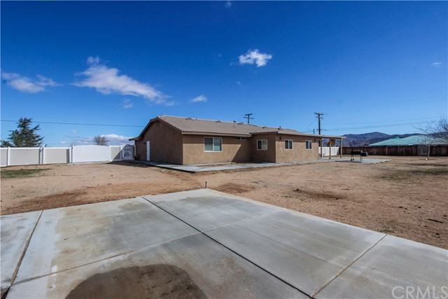 22085 Pahute Road Apple Valley, CA 92308 - MLS #: CV18057645