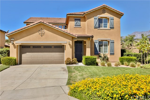 5344 Strawberry Way, Fontana, California