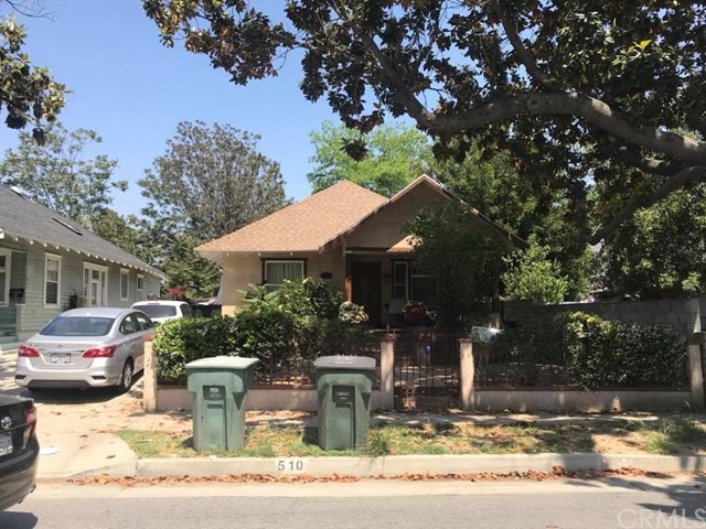 510 N El Molino Ave , CA 91101 is listed for sale as MLS Listing CV18136973