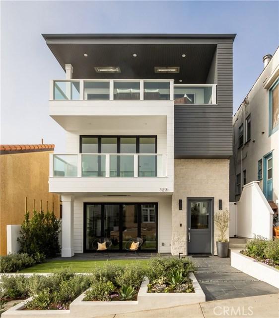 323 25th Street, Manhattan Beach, California 90266, 5 Bedrooms Bedrooms, ,2 BathroomsBathrooms,Single family residence,For Sale,25th,SB20230938