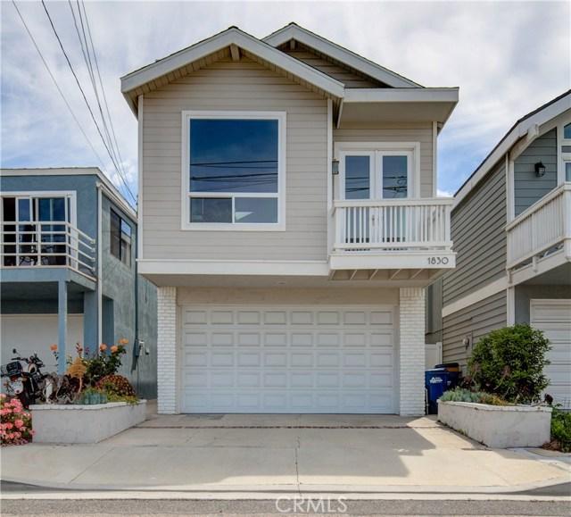 1830 Rhodes St, Hermosa Beach, CA 90254