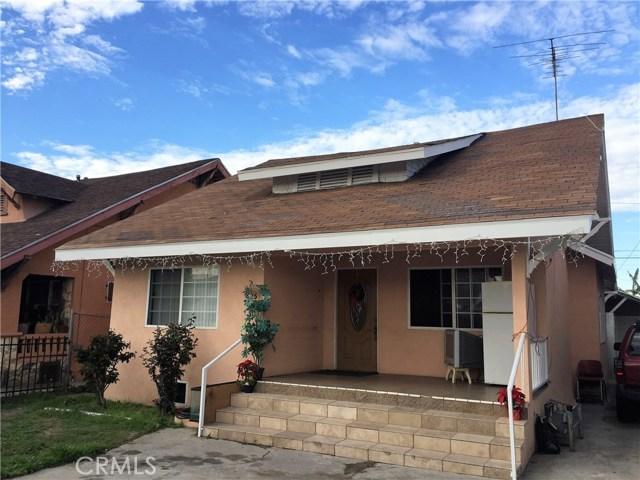 825 W 55th Street, Los Angeles CA 90037