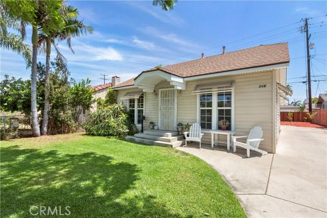 716 Olive Street, Anaheim, CA, 92805