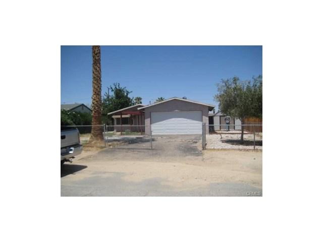 72330 Sunnyvale Drive, 29 Palms, CA, 92277
