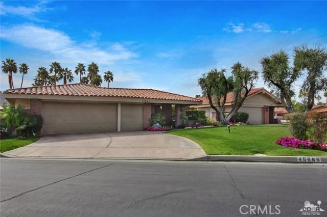 45665 Delgado Drive Indian Wells, CA 92210 - MLS #: 218003866DA