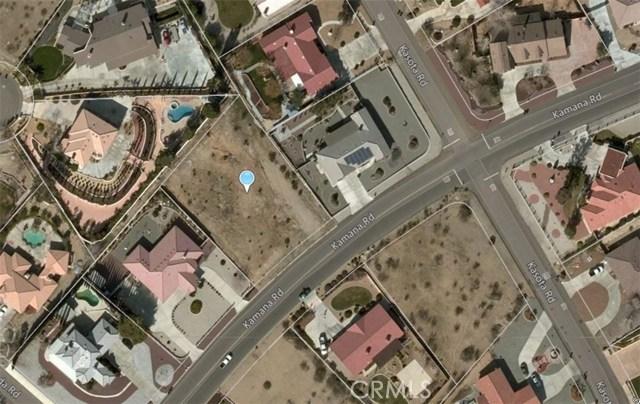 0 Kamana Apple Valley, CA 0 - MLS #: EV17209467