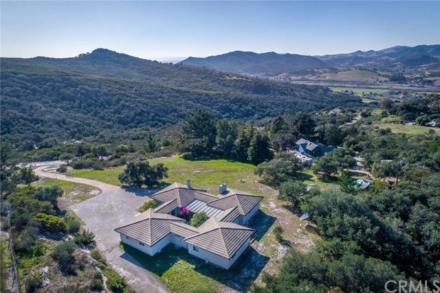 340  Indian Knob Road, San Luis Obispo, California
