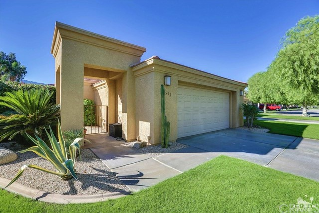 Single Family Home for Sale at 29593 Sandy Court 29593 Sandy Court Cathedral City, California 92234 United States