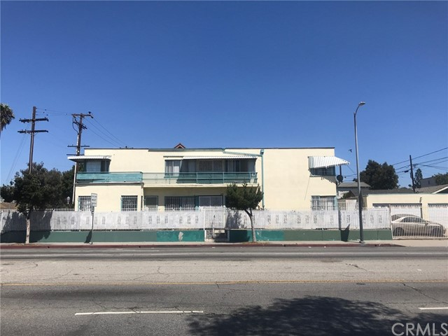 2200 S Normandie, Los Angeles, California 90007, ,Residential Income,For Sale,S Normandie,SB20158983