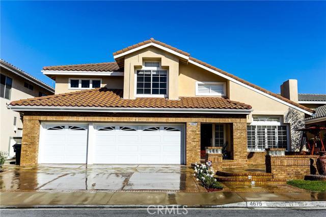 Single Family Home for Sale at 4675 Portofino St Cypress, California 90630 United States